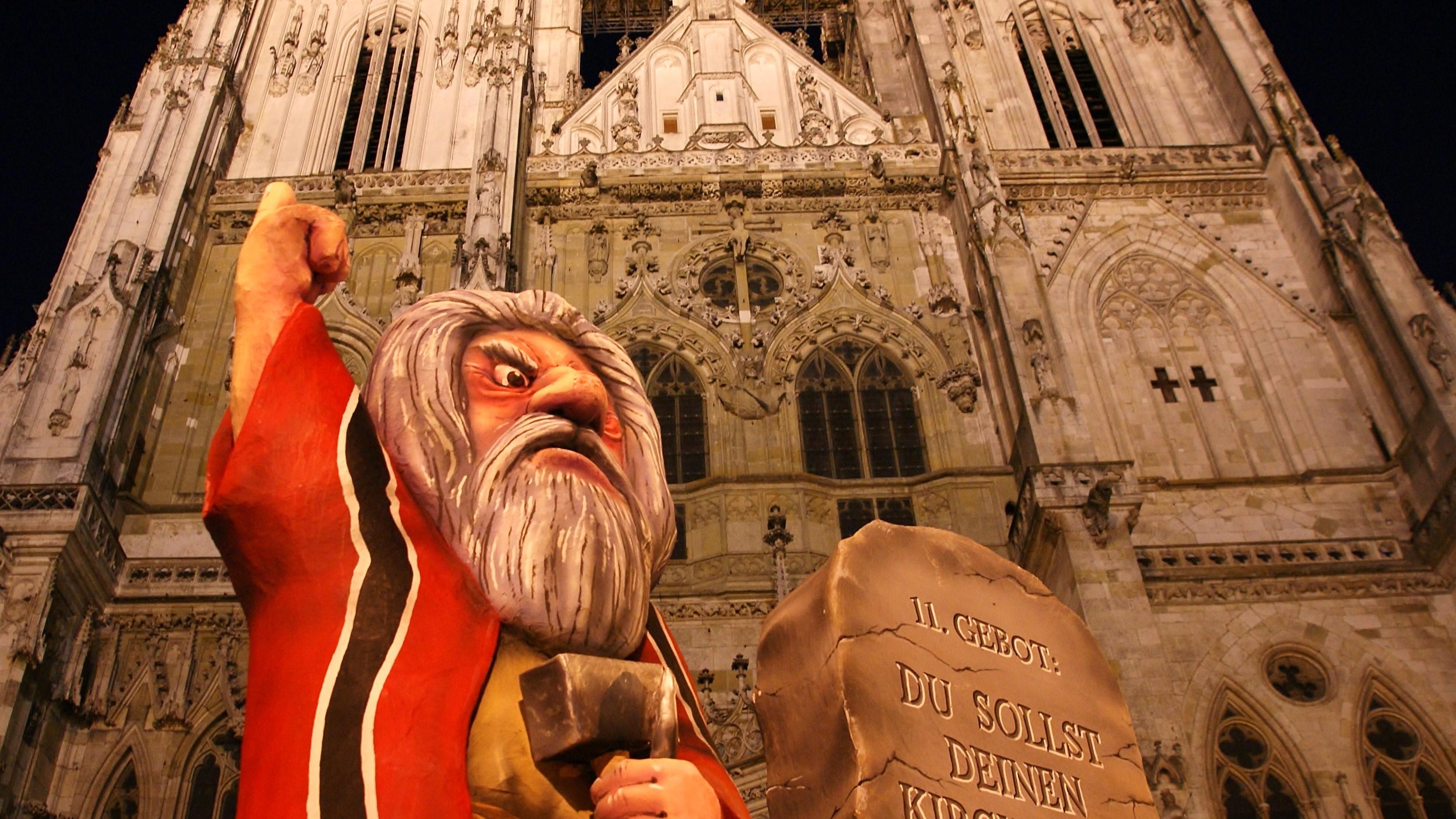 Kirchenaustritt Regensburg